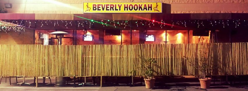 Los Angeles Hookah Bar