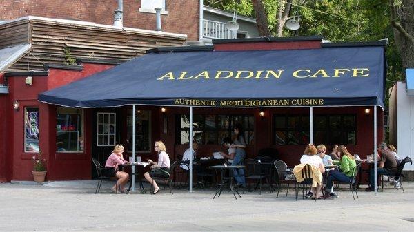 Aladdin Cafe Kansas City Coupon