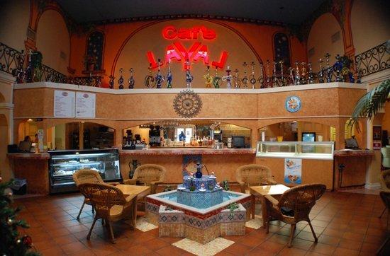 Cafe Layal Midtown Houston Tx
